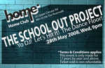 Event Ticket- School Out by jasaholic