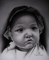 Baby drawing by carlos-sousa-13