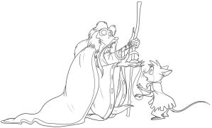 Take this Ms. Brisby by secoh2000