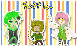 Raffle! WINNERS CHOSEN by WanNyanAdopts