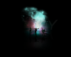 Coldplay by speedlights