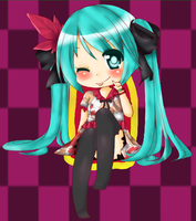 Miku World is mine by Dafi2000