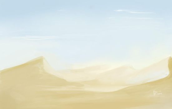 Dunes by AHalfEatenTwinky
