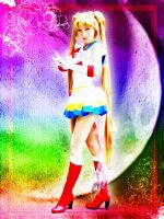 Sailor Moon Cosplay by PristineDream