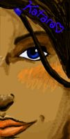 Katara- My First Tablet Pic by Absolutely-Jade