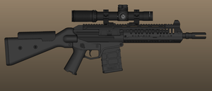 HK G5 Heavy Variant in Urban DMR Configuration by madmonty98