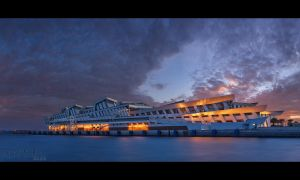 Marina Bay Cruise Centre by Draken413o