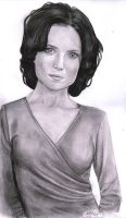 Torri Higginson by Mulvin