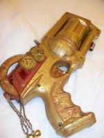 Steampunk Maverick mod by MasqueradeLover