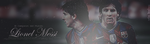 Messi Barcelona by w6n3oshaq