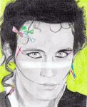 Adam Ant Colourfull by eurasia-art