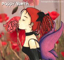 .:Poppy North by BunniiChan
