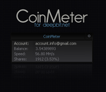 CoinMeter by RadialBeamz