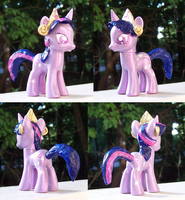 Twilight Sparkle Custom Pony by YFish