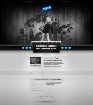 xoxo coming soon by gearhead-online