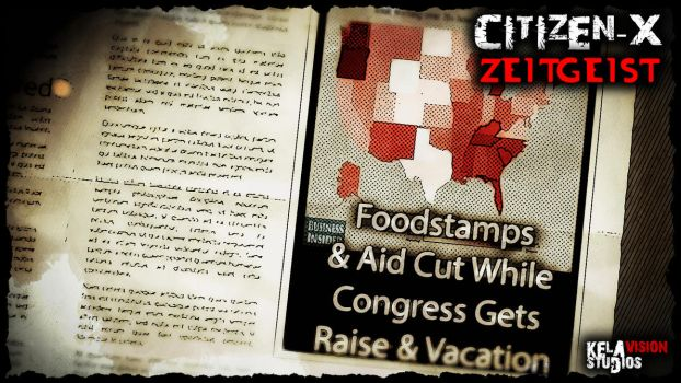 CitizenX-Foodstamps by LeonBrotherman