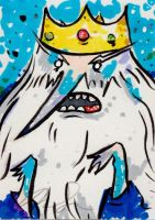 Ice King by drawingsbynicole