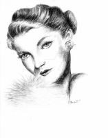 Anne Baxter by jg244
