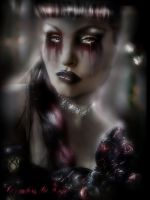 COUNTESS DE ROSE by L-A-Addams-Art