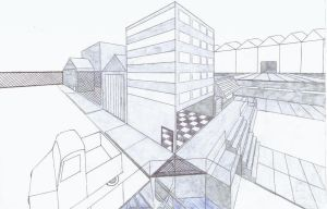 2 point perspective v2.0 by turnbuckle