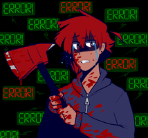 Fatal Error by moonlightartistry