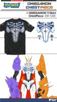 Omegamon ChestPiece T-Shirt by IshaMuhammad