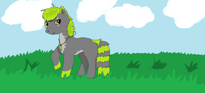 Knew i would end up making dis by Firestar1799