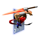 STRIDER HIRYU by CLE2