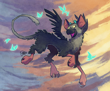 Trico by GalooGameLady
