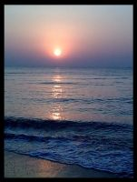 Sunrise over the Black Sea by Marlenne0601