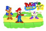 It's super Mario RPG the legend of the seven stars by toskito2