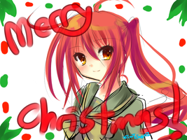 Christmas Shana by Kiwi-ChanZ