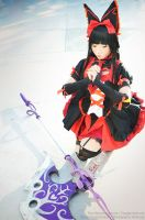 Rory Mercury: And so I pray... by kuricurry