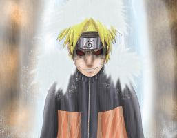 Naruto 492- Evil Naruto by aponcecortess