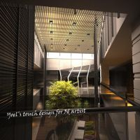 atrium 2 by yoel-touch