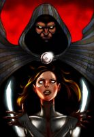 Cloak and Dagger by Arioanindito