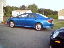 Chris's Corolla by thelcru