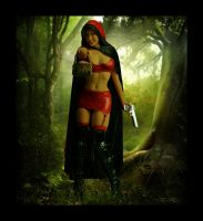 Red Ridin Hood by sin0341