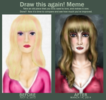 Draw This Again! Meme - C'ren Bieber/Bleber by el-Jimmeister