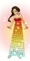 Radiant as a Jewelled Sun by An-Haruno-Girl
