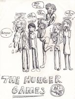 Hunger Games Parody by Projectile-Vomiting