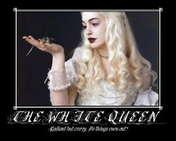 The White Queen by aeriefeeling