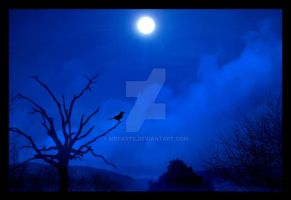 Blue Moon 2 by MrParts