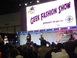 Comikaze Expo 2014: Geek Fashion Show by iancinerate
