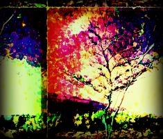 Dreaming tree. by Jehoseph