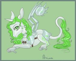 .: Anima Chibi :. by Shien-Ra