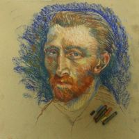 Vincent Van Gogh forever by LadFree