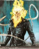 Ghost Rider - FINISHED by vitordramon