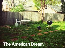 The American Dream by Tsururadio
