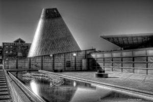 Museum of Glass Study 004 HDR by UrbanRural-Photo
